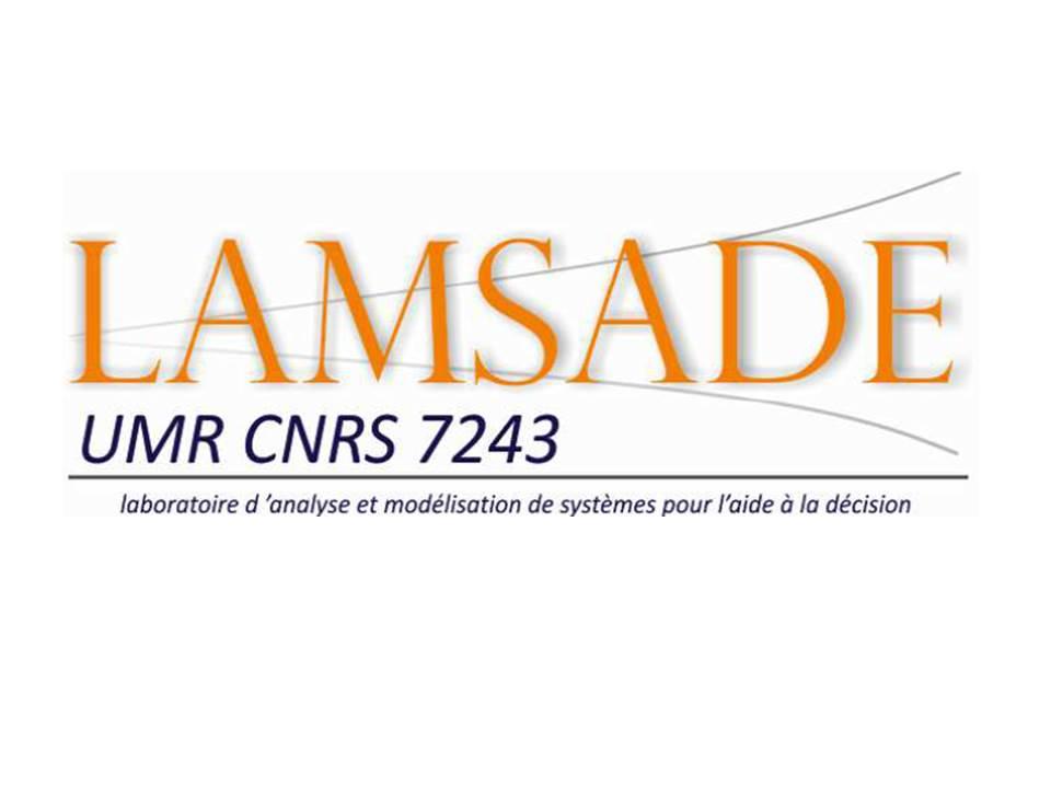 Laboratoire LAMSADE